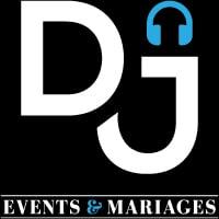 Logo DJ events et mariages